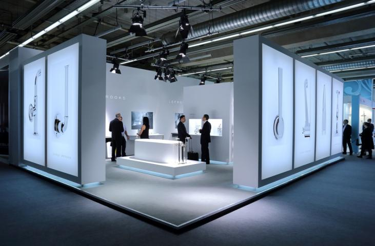 Fabric Exhibition Stand Lighting : Fabric face displays digital fabric printing services in uk