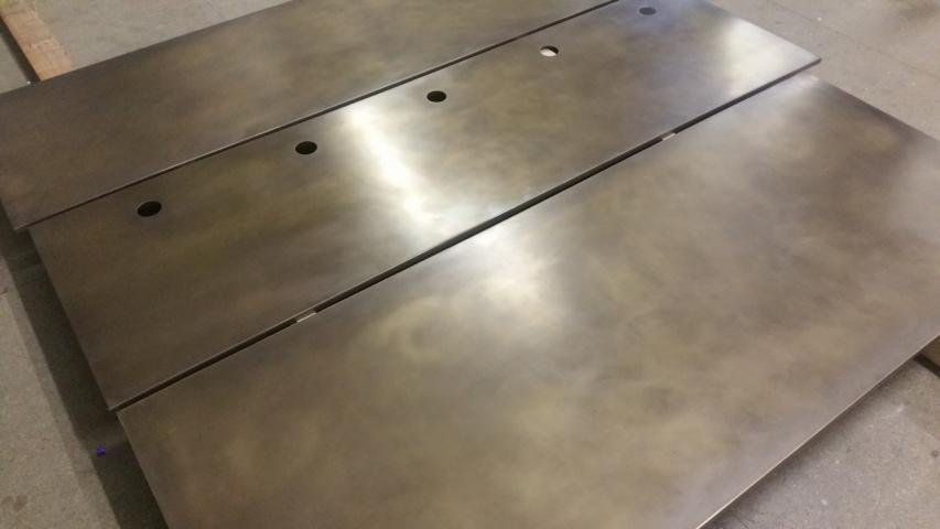 Corten Steel Cladding Copper Cladding Nes Solutions