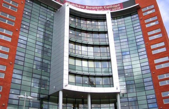 Matthew Boutham College - ACM Cladding