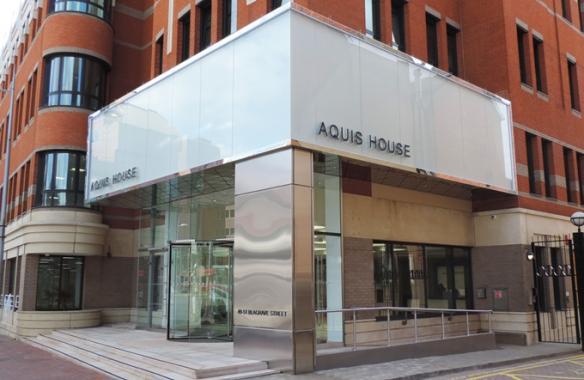 Aquis House - Kinetic Facade