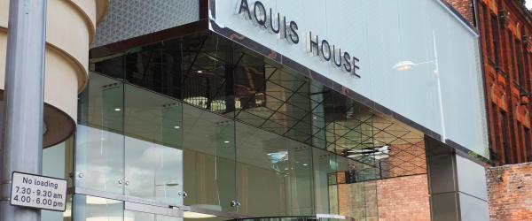 Aquis House - Kinetic Facade