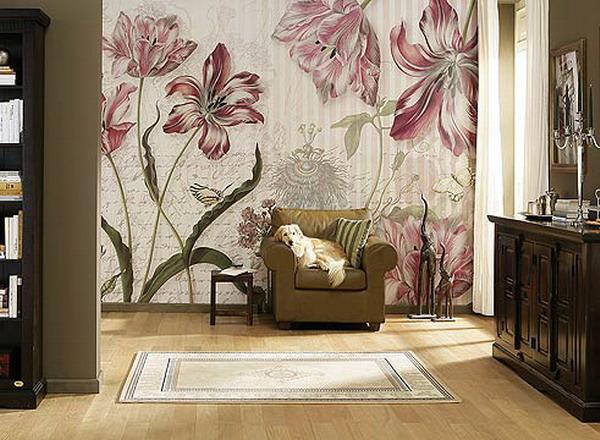Wall Murals & Wallpaper