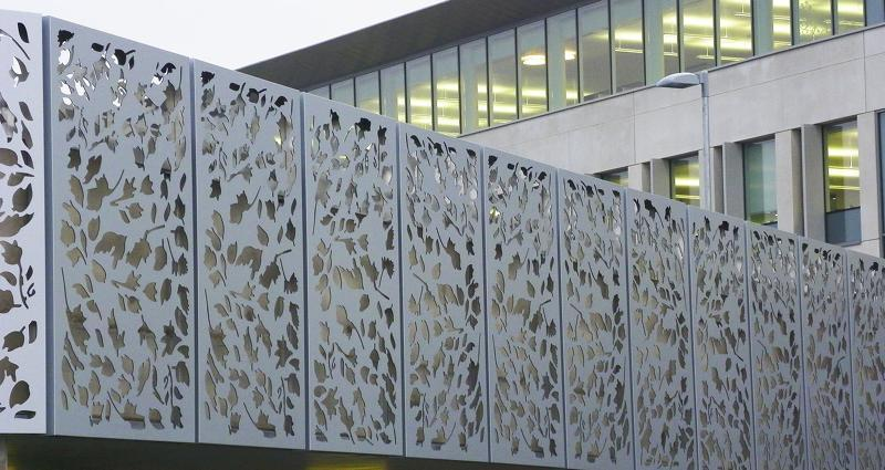 Perforated Cladding Nes Solutions
