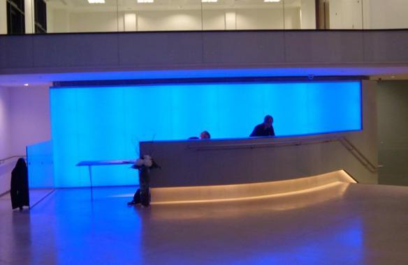 RGB LED Light Wall